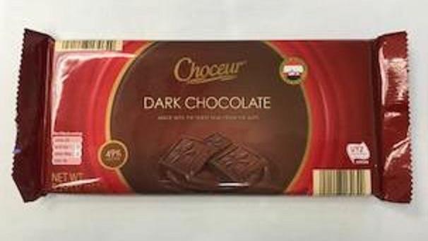 ALDI recalls chocolate bars that may contain almonds