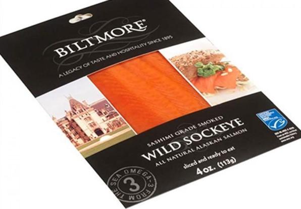 Biltmore Smoked Sockeye Salmon Recalled For Possible Listeria