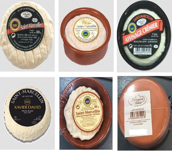 Recall of Saint Marcellin Unpasteurized Cheeses due to the Possible Presence of Shiga toxin producing Escherichia coli O26