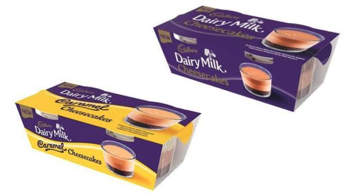 Cadbury's cheesecake desserts recalled over concerns they may cause food poisoning