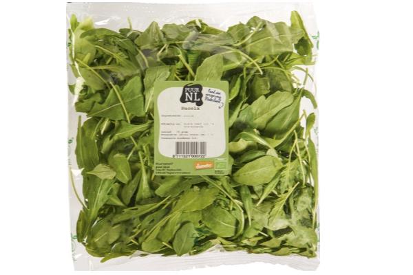 Important safety warning for prepackaged arugula – 75 grams Udea