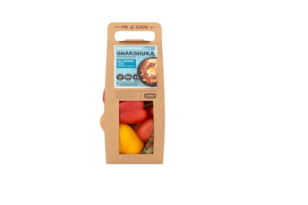 Important safety warning Shakshuka Jumbo meal package – allergens